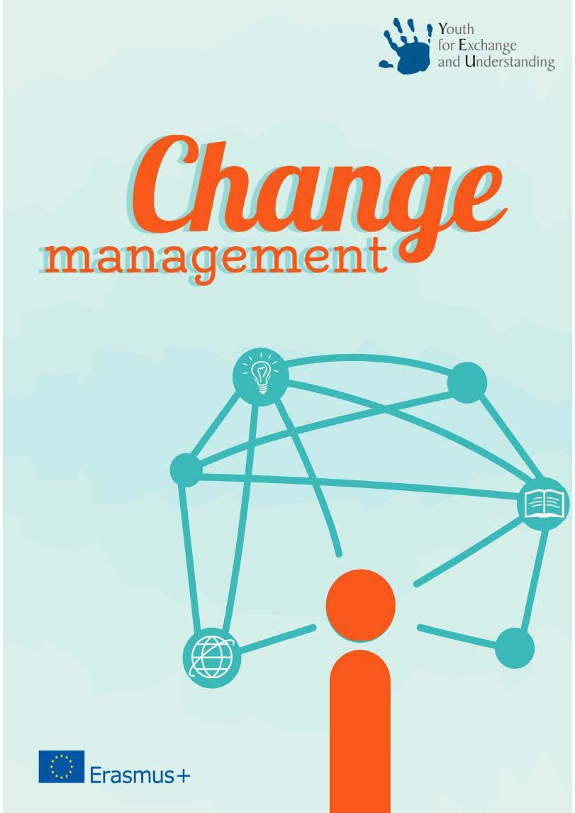 """Training course """"Change Management in youth organisations"""""""
