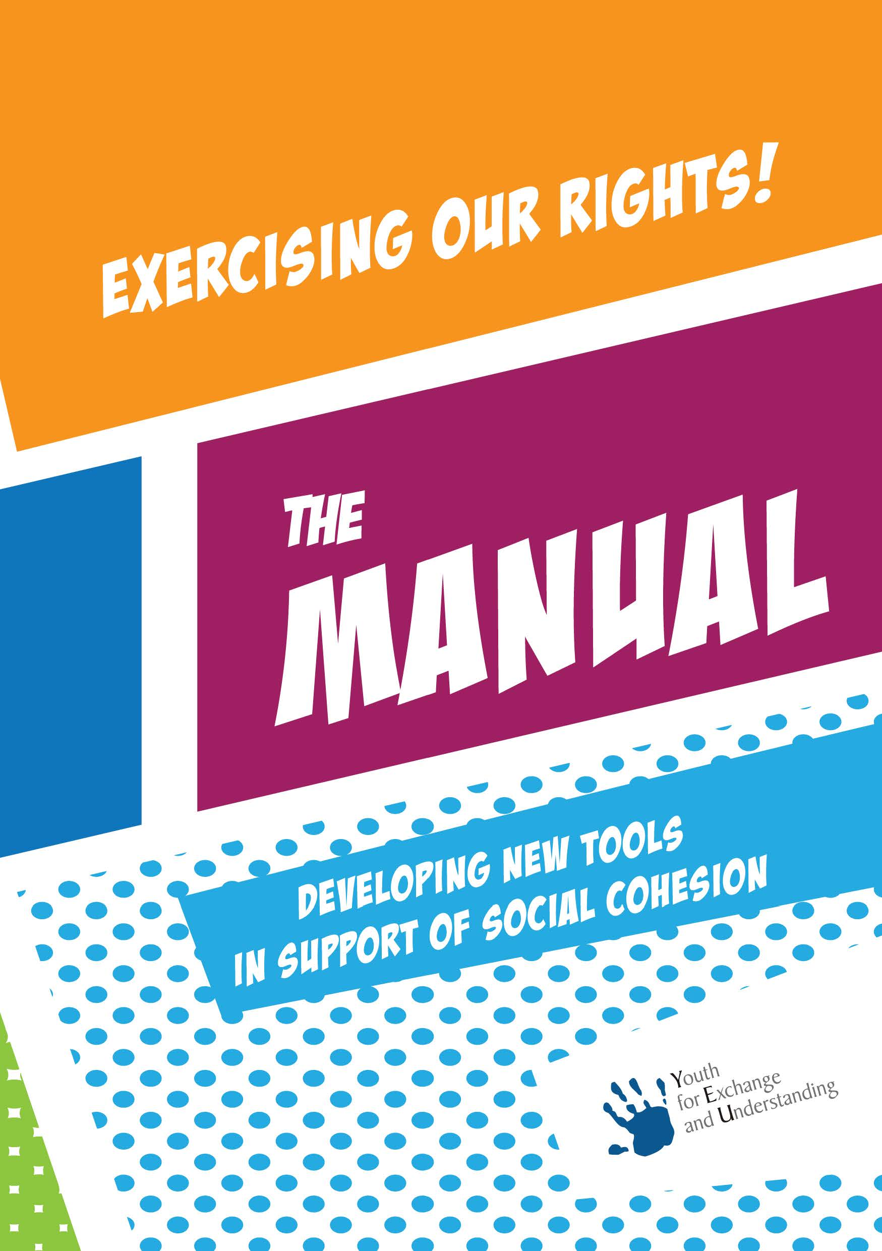 Exercising our rights Manual