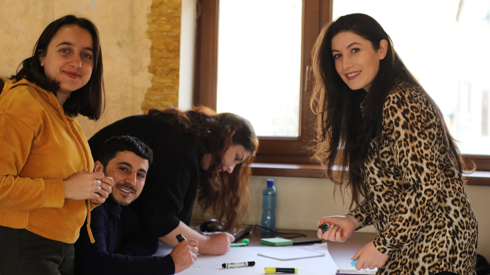 APY Empowers the Next Generation of Young Activists in Armenia