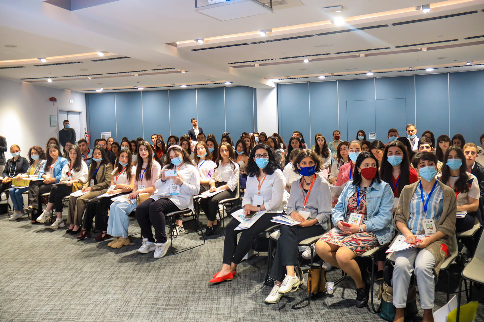 APY Engages Young People across Armenia to shape the country's State Youth Policy