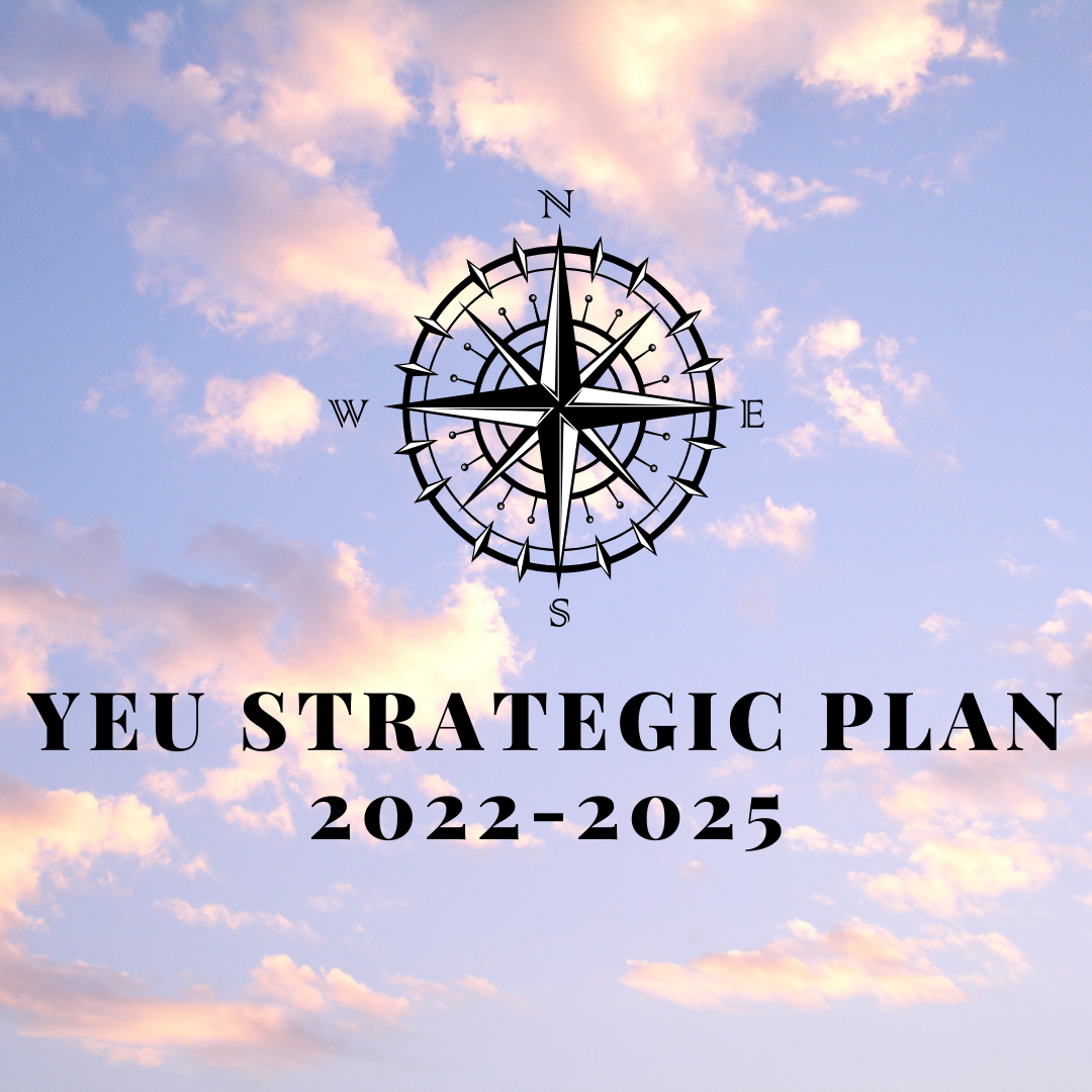 YEU Strategic plan 2022-2025