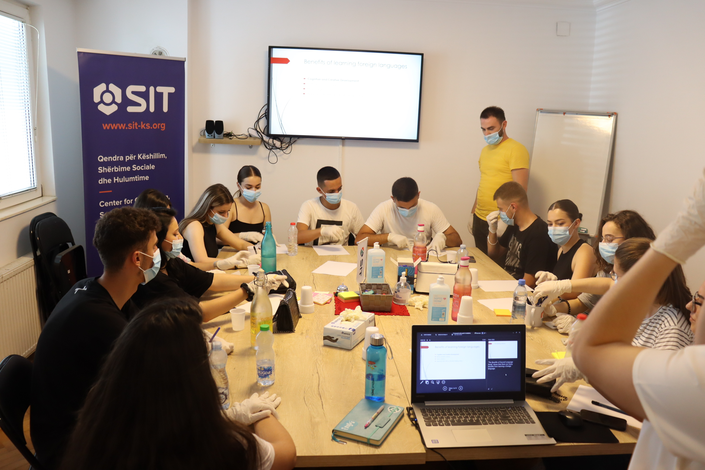 """SIT: """"Enhancing Conflict-Management Skills of Youth"""" Through Joint Activities and Workshops"""