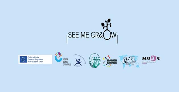 YEU Cyprus: SEE ME GR&OW