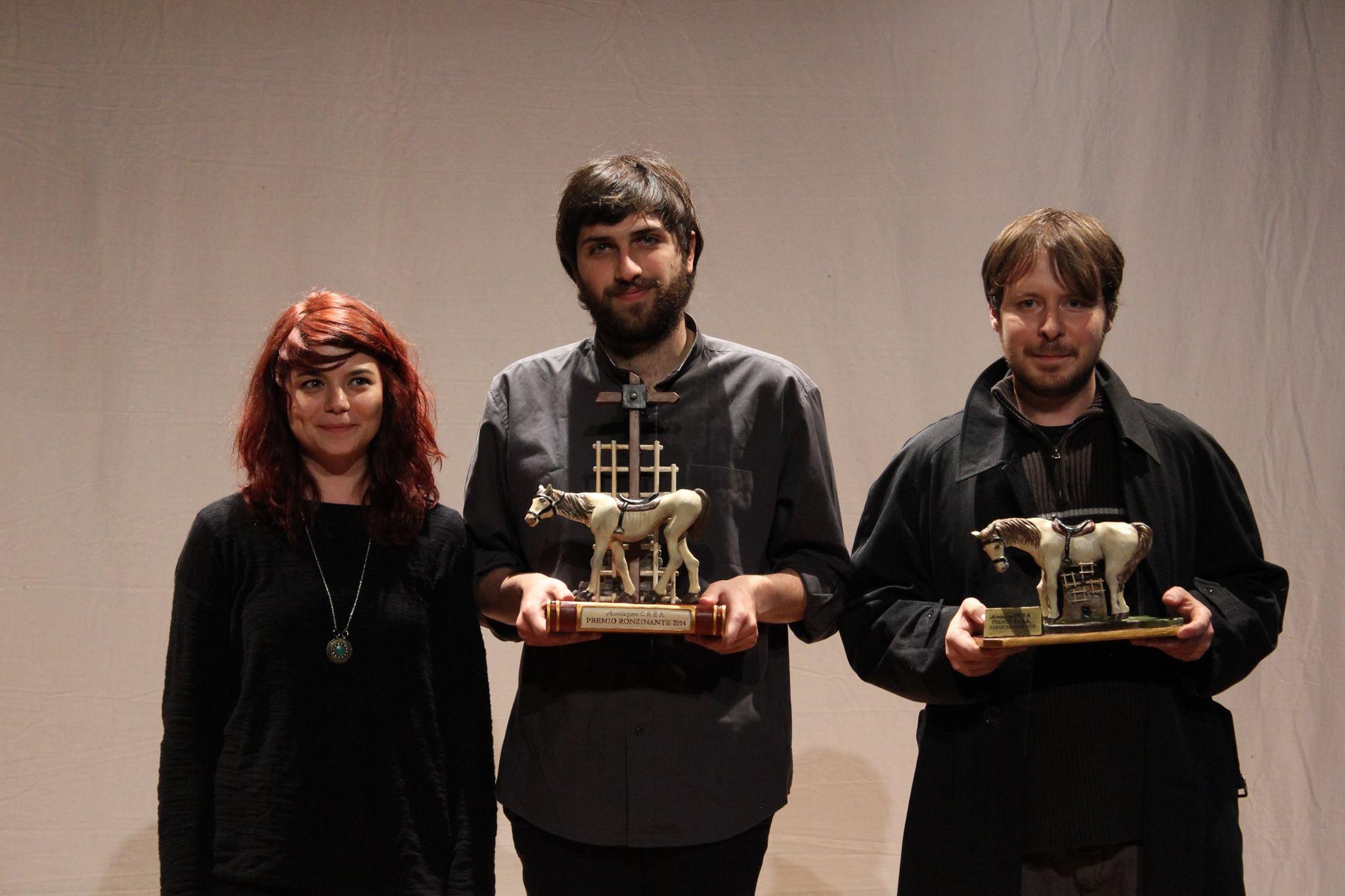 Vincitori Premio Ronzinante 2013