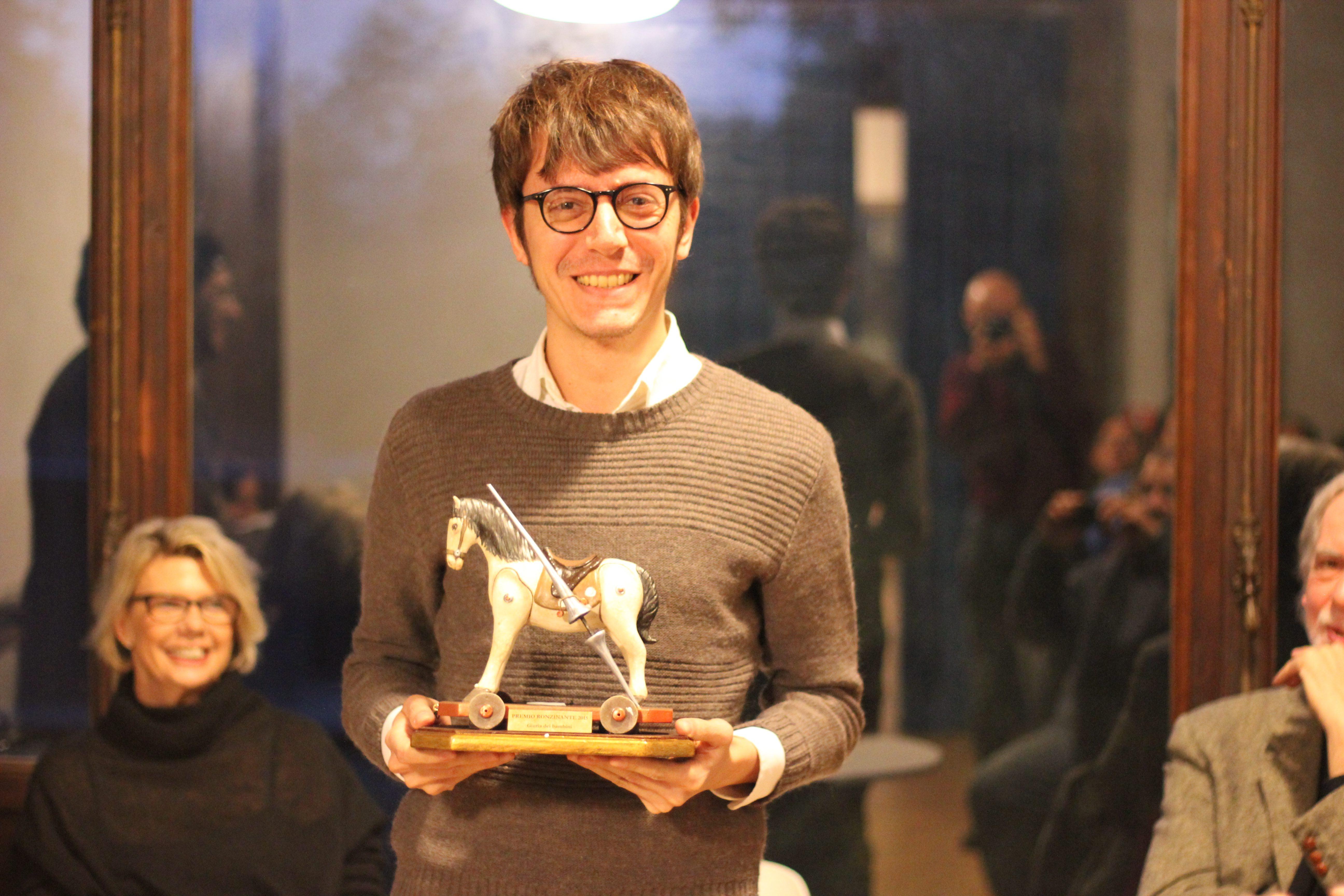 Premio Giuria dei Bambini 2015