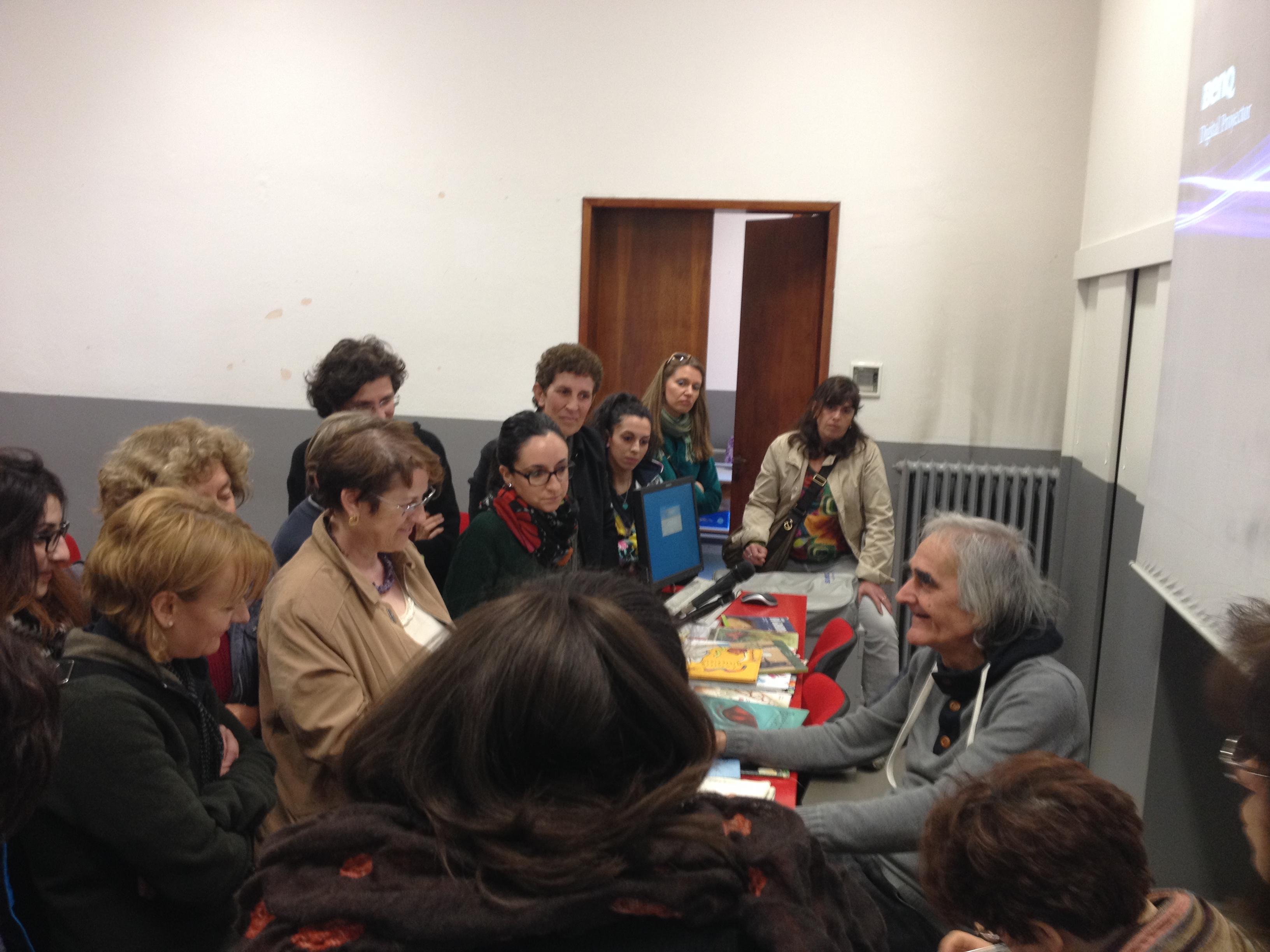 Livio Sossi al Memo di Modena