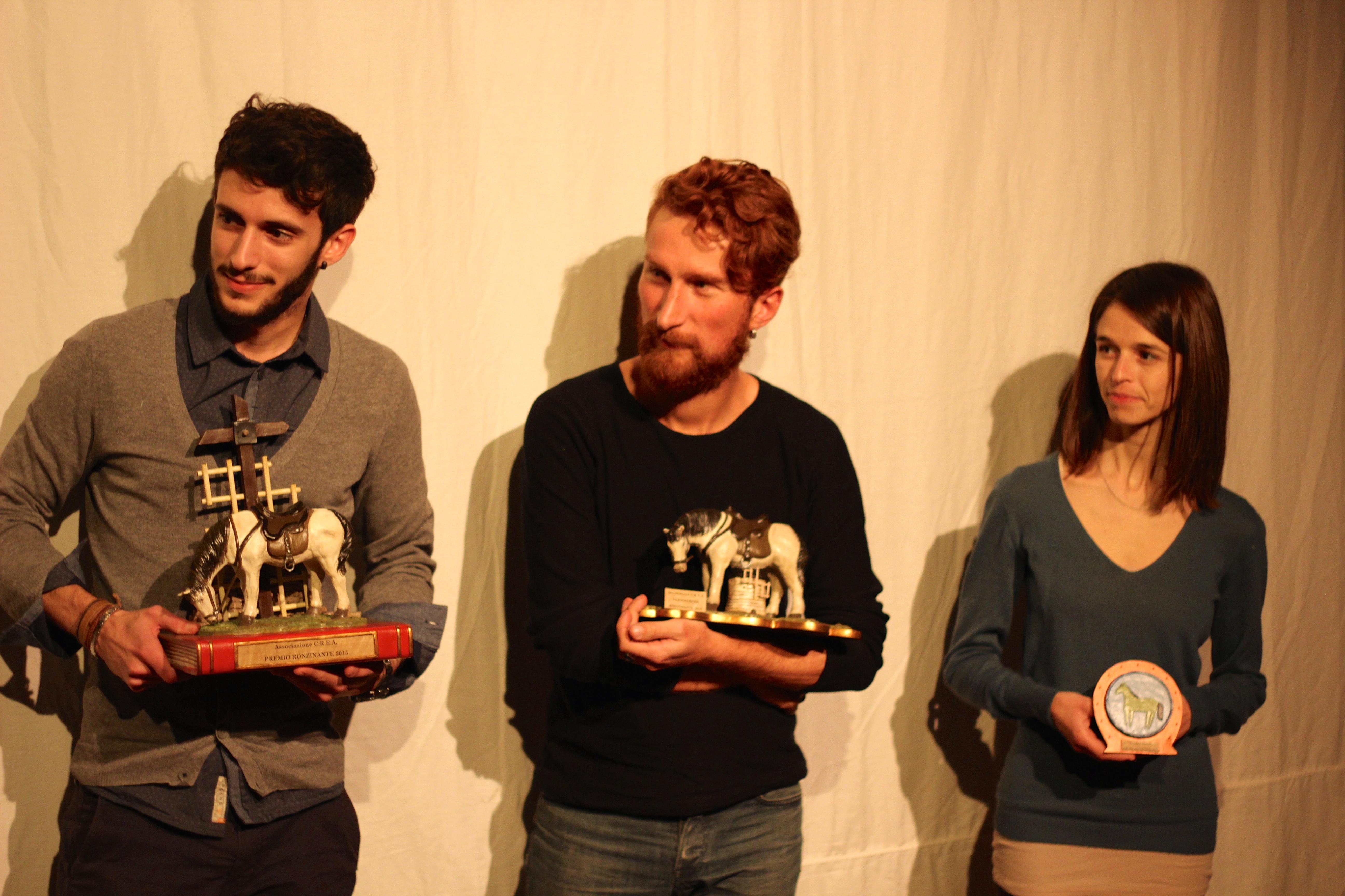 Vincitori Premio Ronzinante 2015