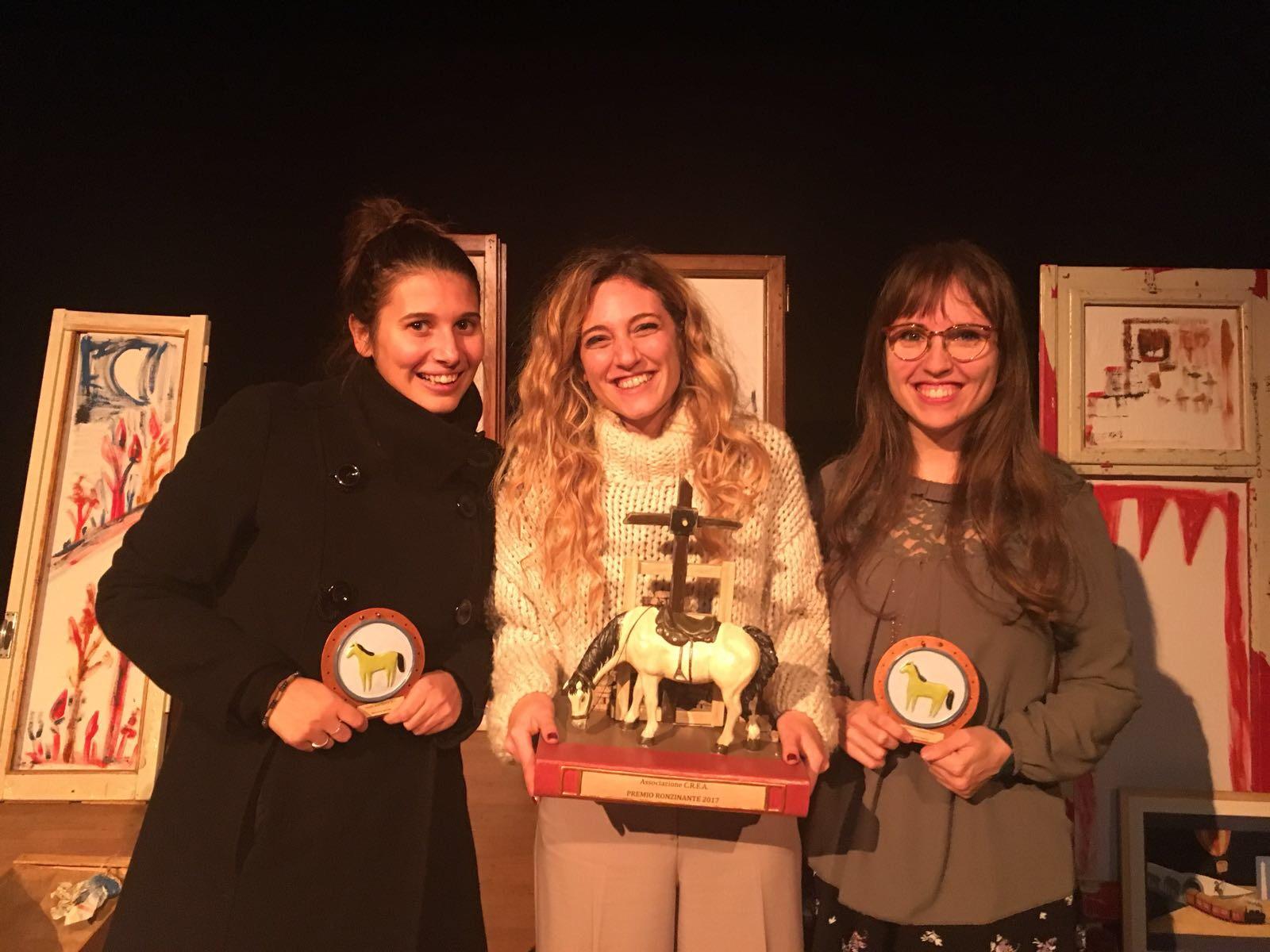 Vincitori Premio Ronzinante 2017