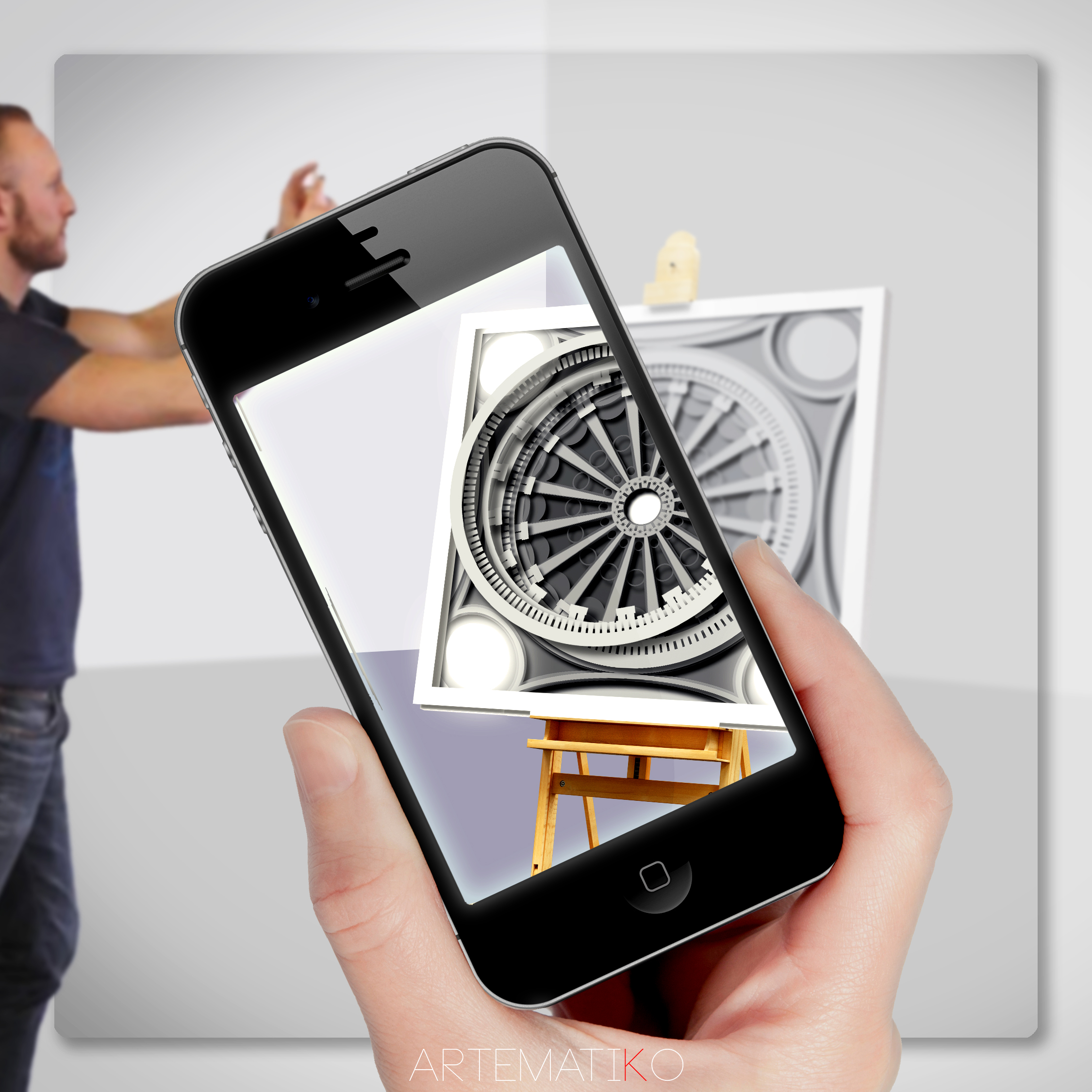 AUGMENTED REALITY ARTWORKS