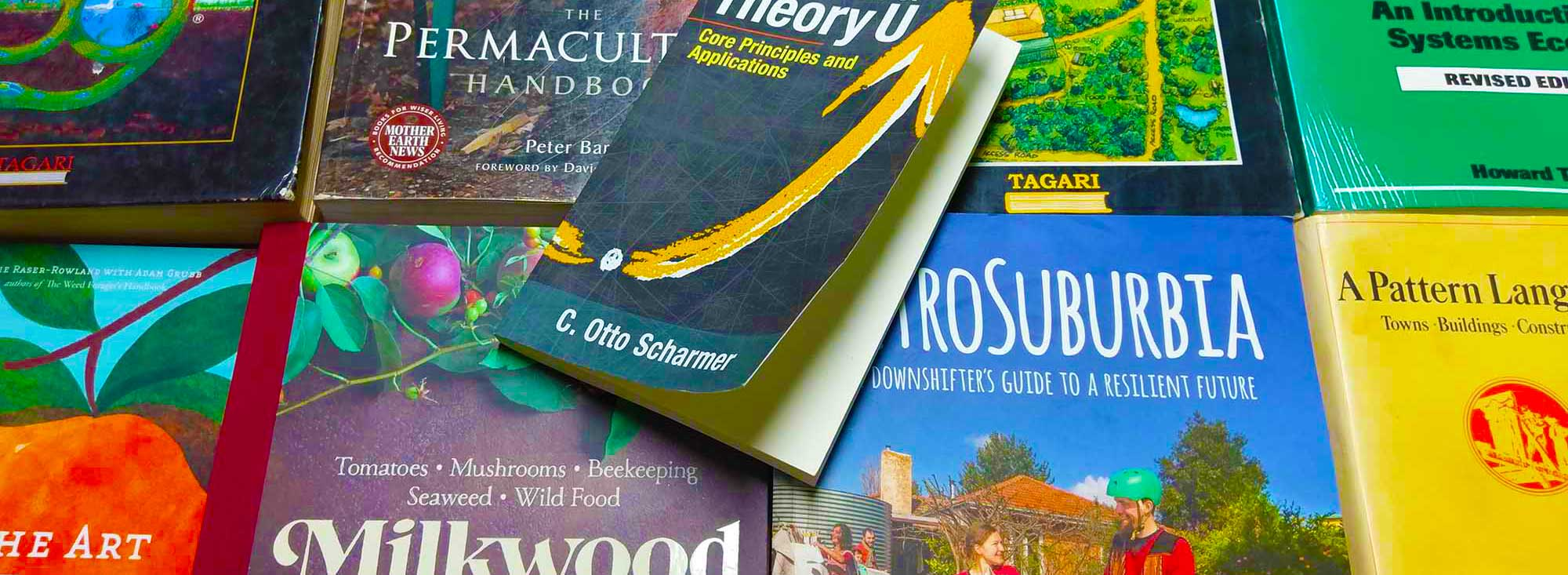Influential permaculture literature
