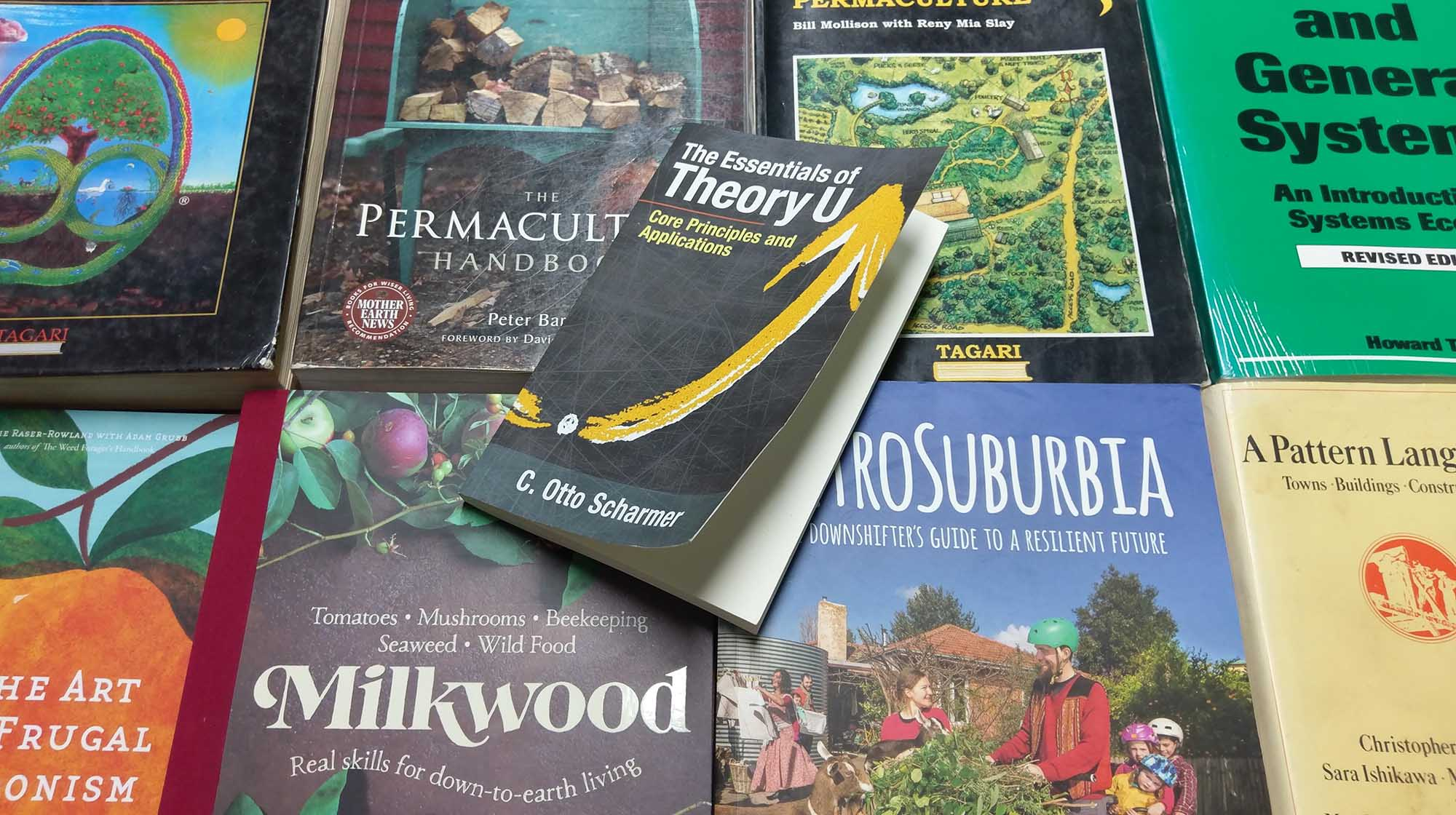 Permaculture courses near bangkok thailand. Permaculture RetroSuburbia Pattern Language and Theory U Course