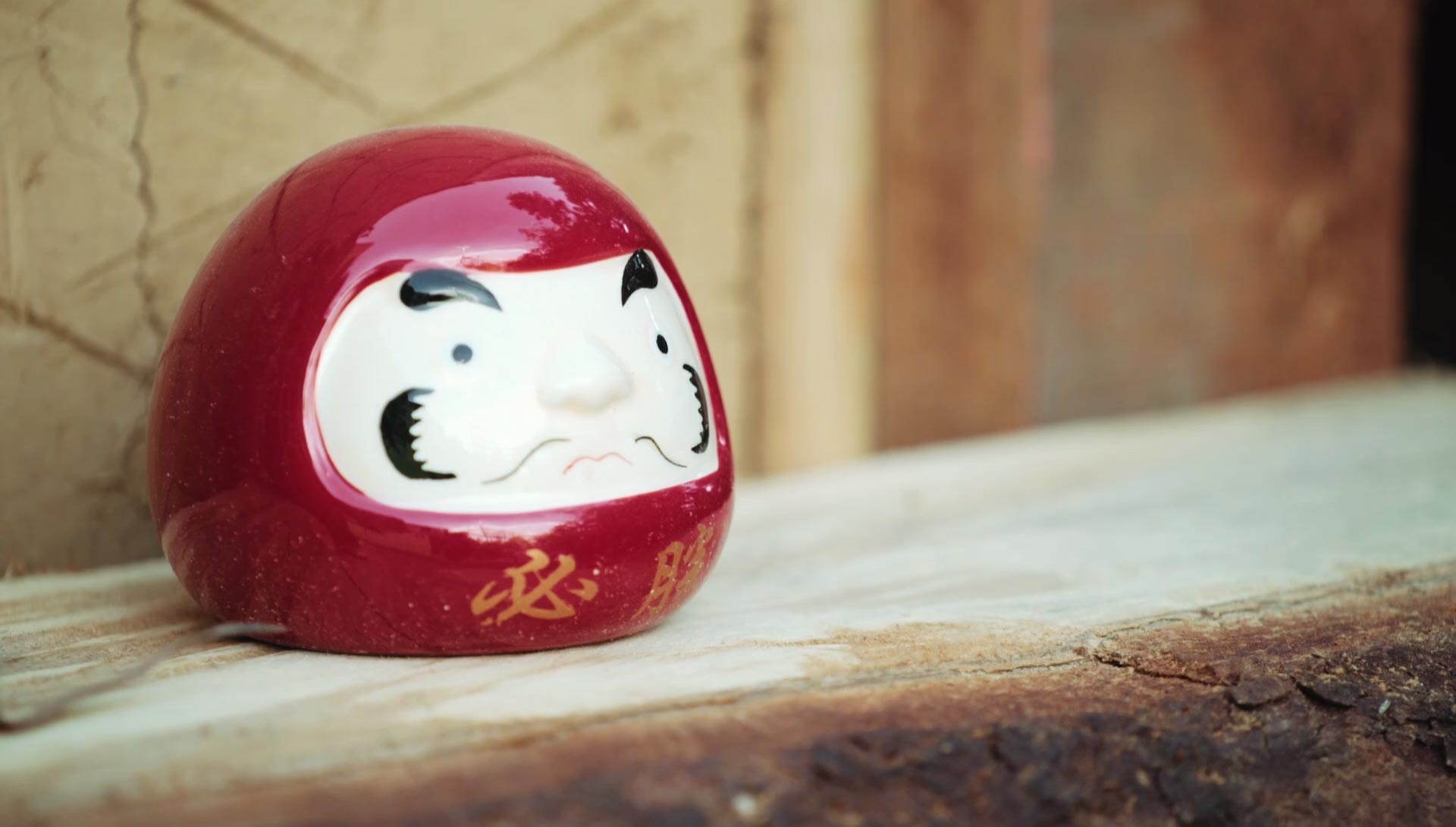 The name of our ecovillage & farm comes from the Japanese daruma doll which is a symbol of perseverance and good luck.