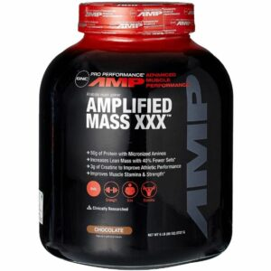 Sarm Amplified Mass XXX Weight Gainer