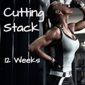 12 Week Sarm cutting Stack