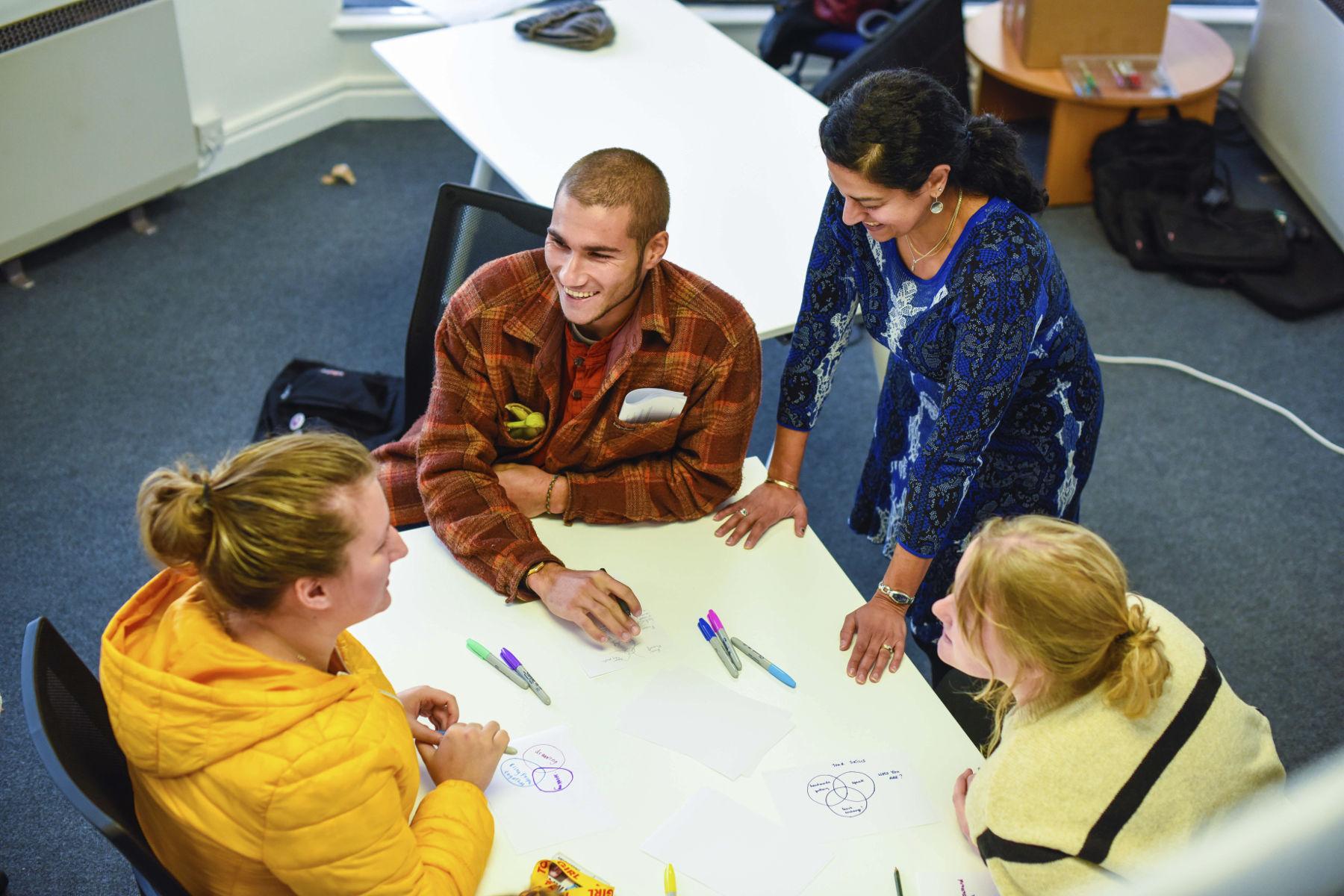 Atlantic Youth Creative Hubs