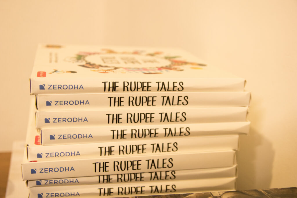 Zerodha The Rupee Tales