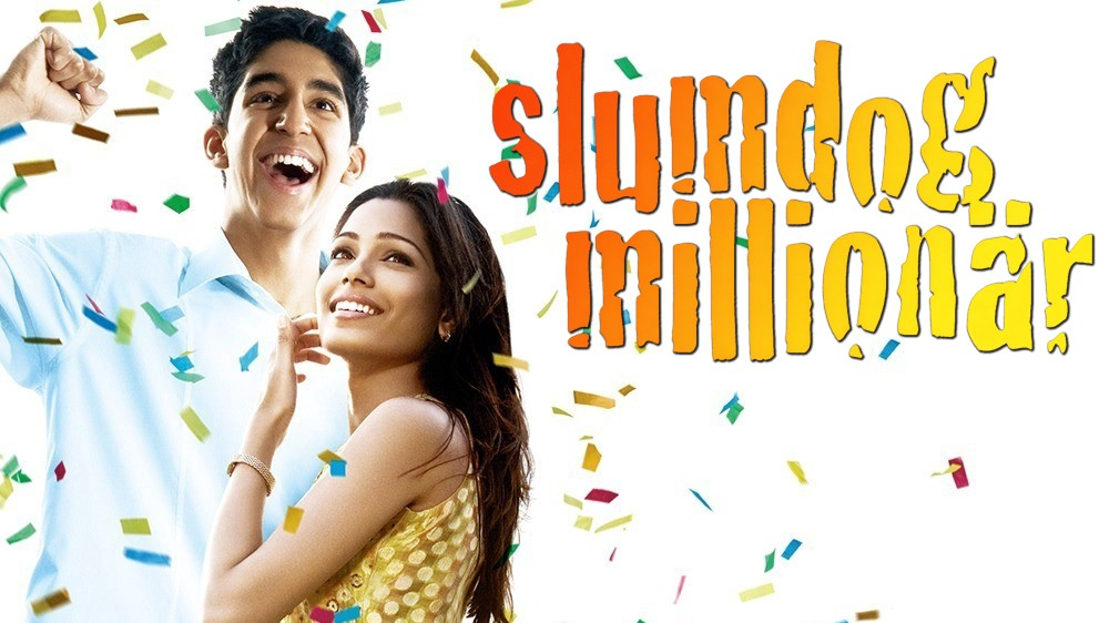 Dev Patel and Freida Pinto reprise roles of 2 lovers in the movie slumdog millionaire. From slums to millions a tale worth watching