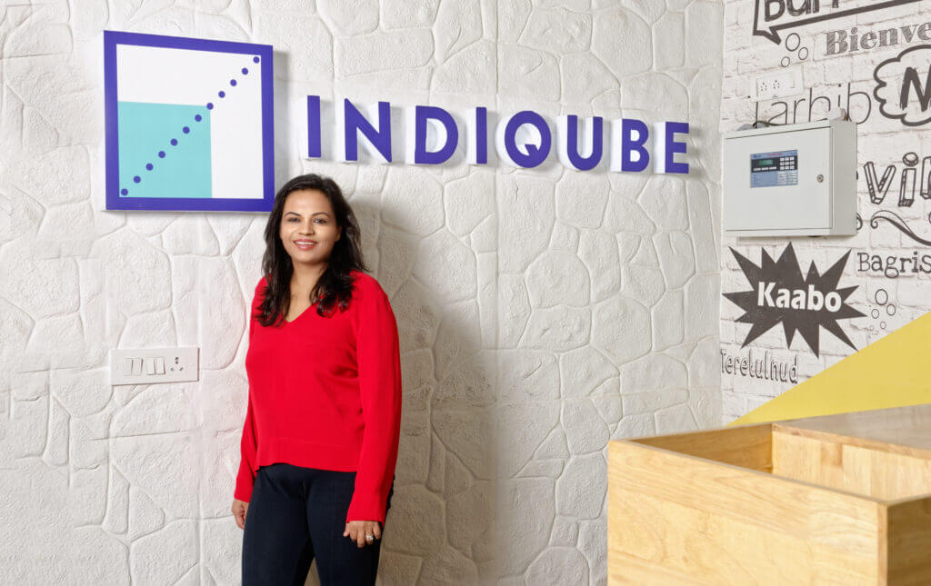 Meghna Agarwal from Indiqube