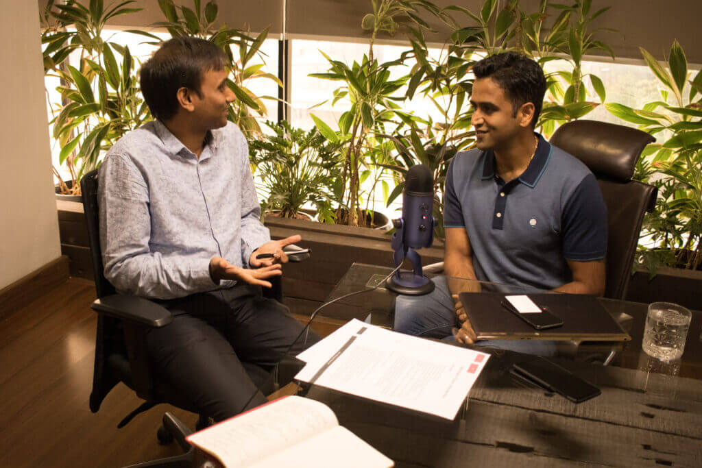 In conversation with Krishna and Nithin; Nithin of Zerodha: Trading at Scale