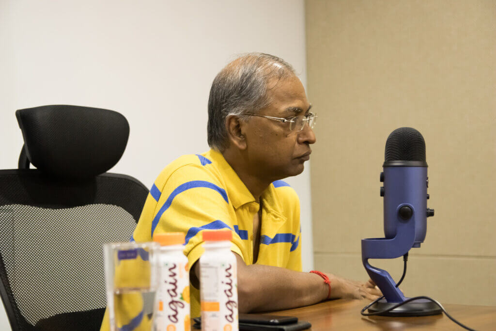 In conversation with Vaitheeswaran of India Plaza
