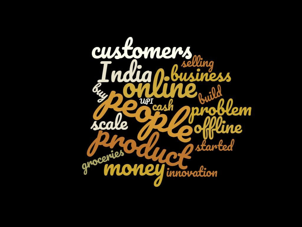 Word Cloud for The Episode: Vaitheeswaran of India Plaza