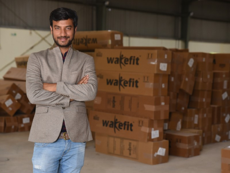 In Conversation with Ankit Garg from Wakefit