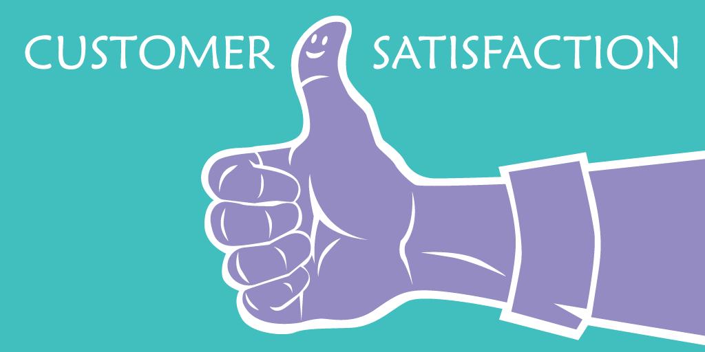 Customer Satisfaction Is Key