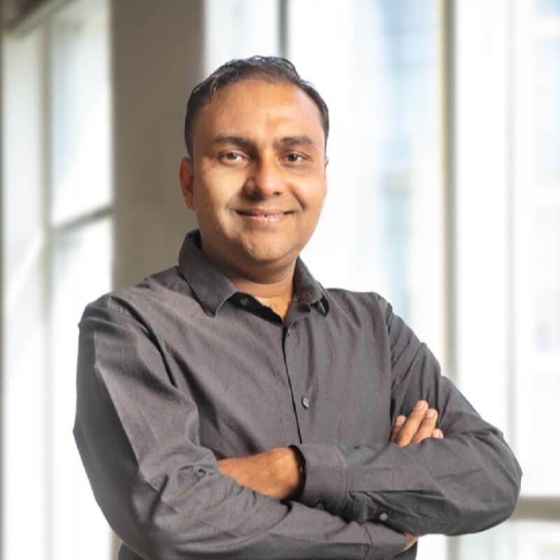 Amit Gupta of Yulu Bikes