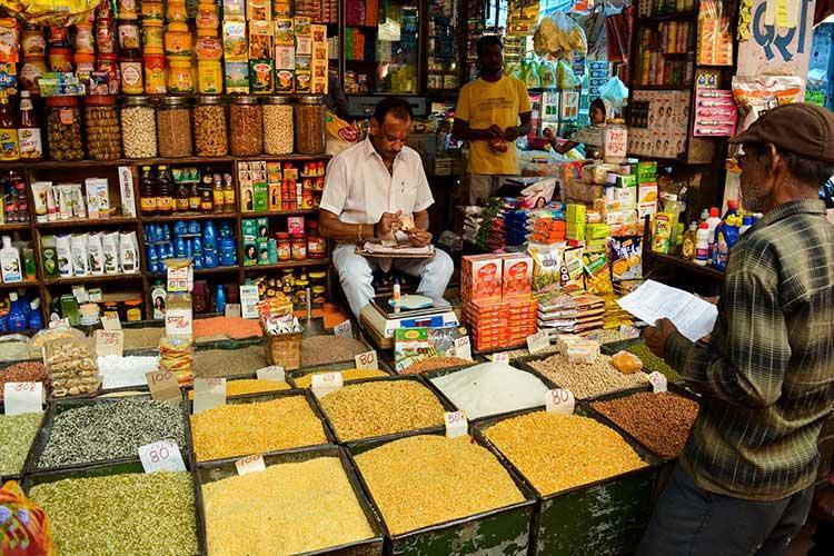 An Indian Kirana Store