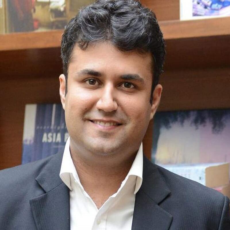 Viraj Bahl of Veeba Foods