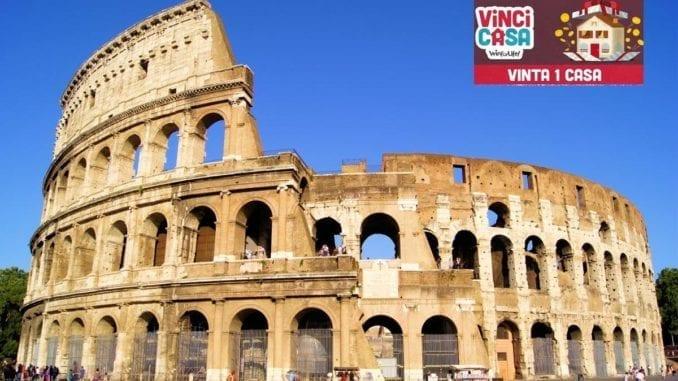 Vincicasa vincita a Roma