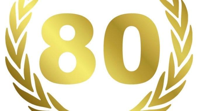 numero 80 al lotto
