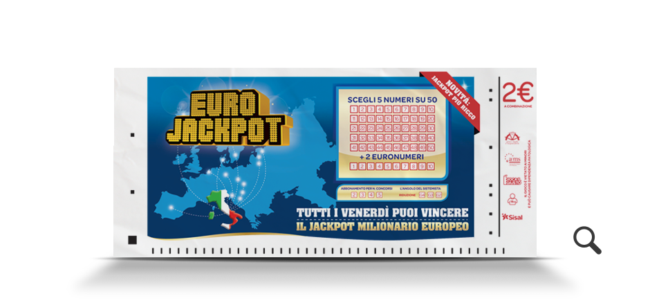 Eurojackpot sospeso chiuso