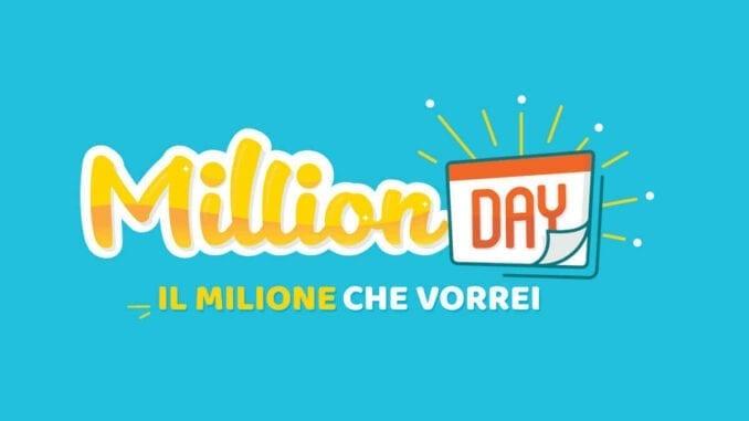 Million day: i numeri vincenti estratti nell'estrazione di oggi