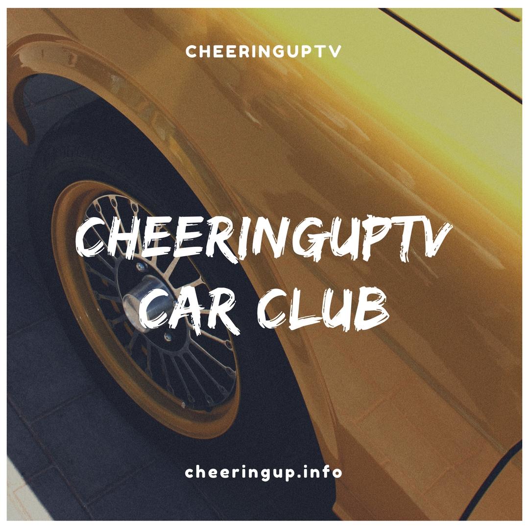 Car Club Magazine for Men