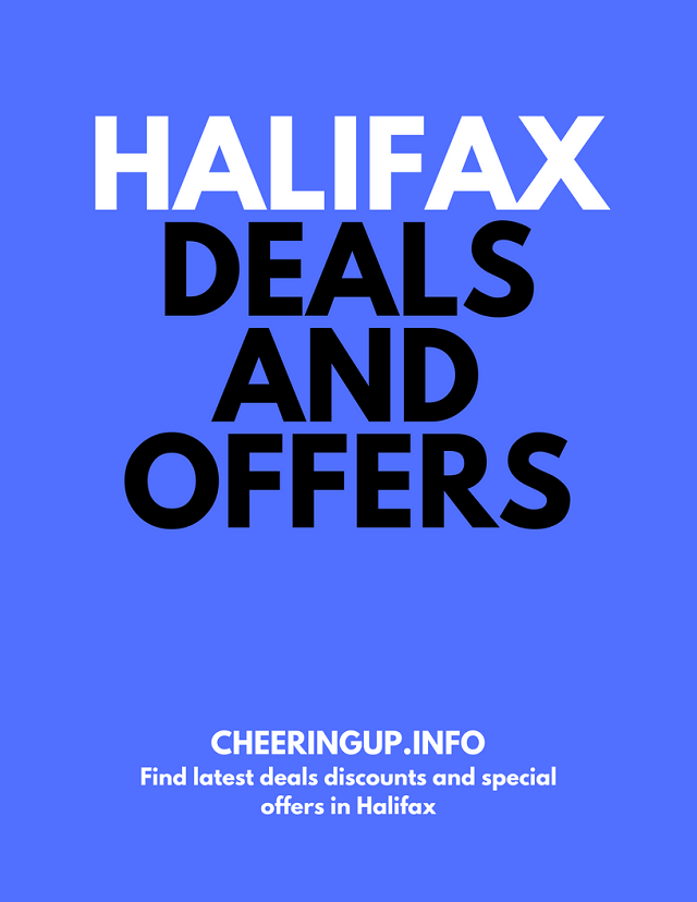 Halifax Deals Discounts Exclusive Offers Bargains