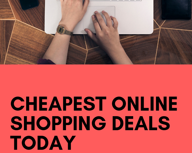 Cheapest Online Shopping Sites