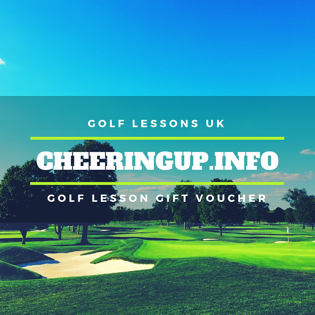 Golf Lesson Gifts UK