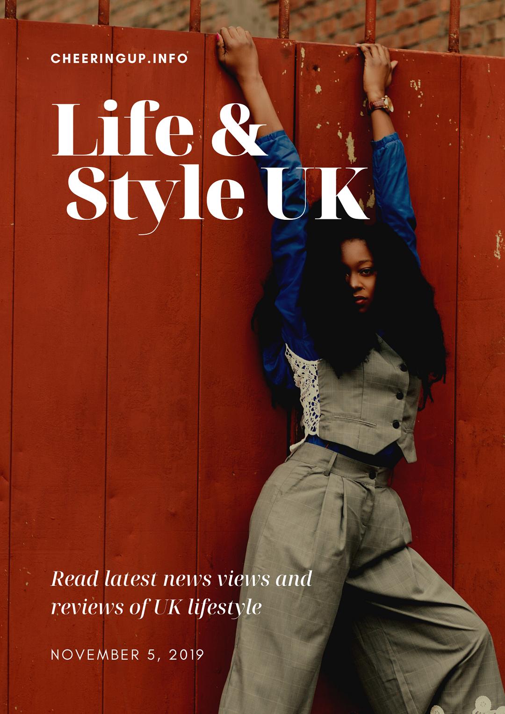 Lifestyle Magazine UK CheeringupInfo Top UK Lifestyle Bloggers