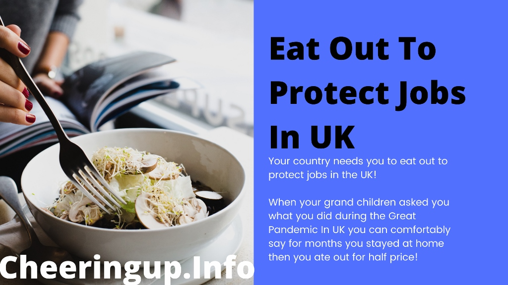 How Will The Eat Out To Help Out Scheme Work In UK