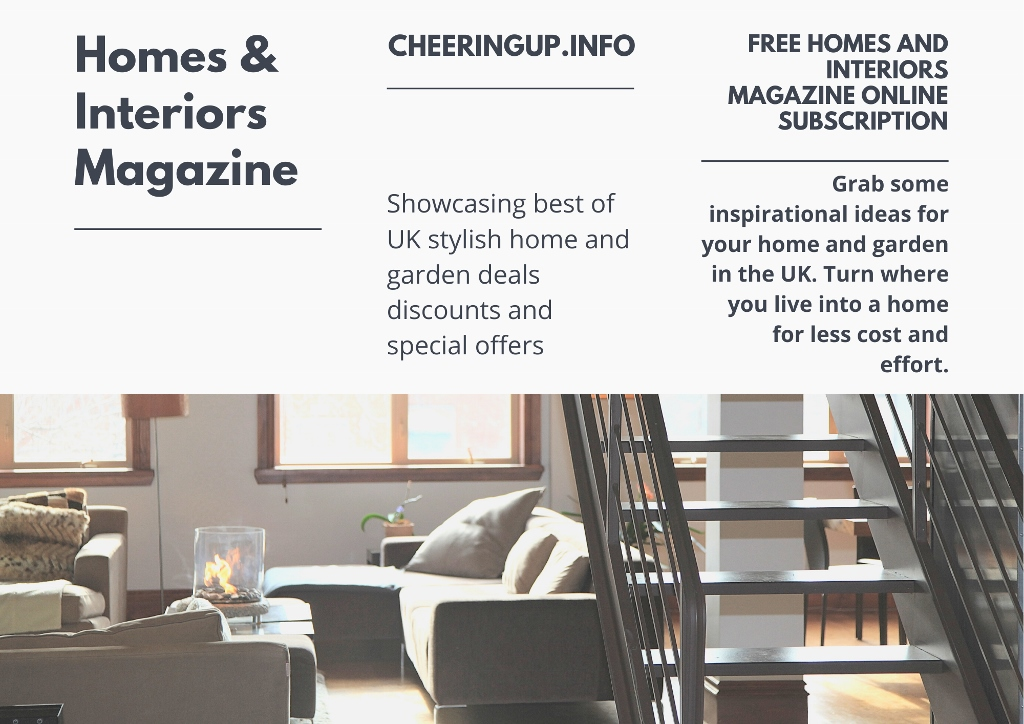 Buy home and garden products and services cheaper with CheeringupInfo