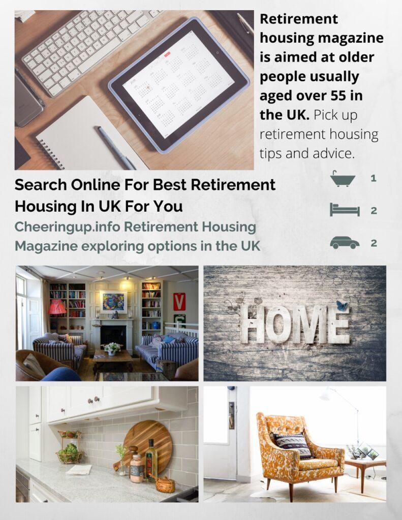 Housing Options For The Elderly UK