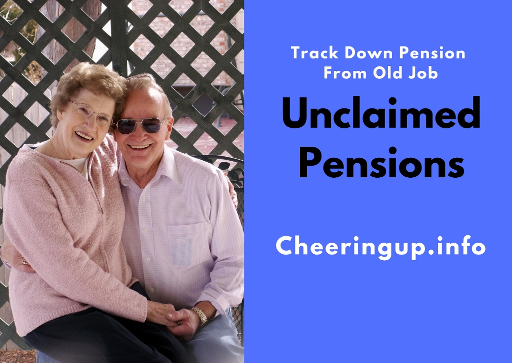 How do i find out if i have a pension from an old job