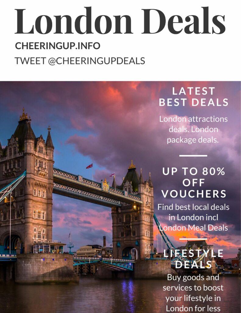 Best Cheapest London Deals Directory