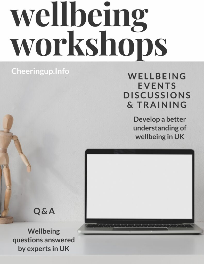 Health and Wellbeing Workshops
