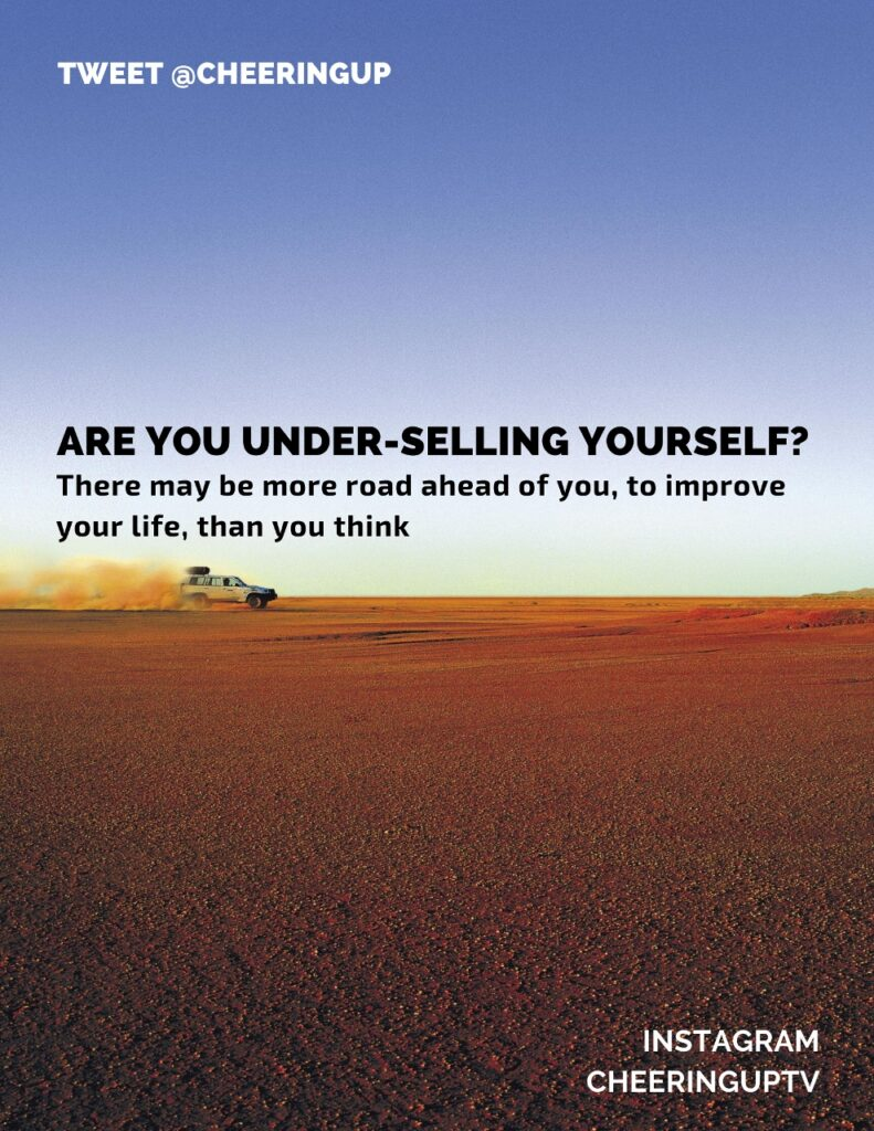 Signs you undervalue yourself