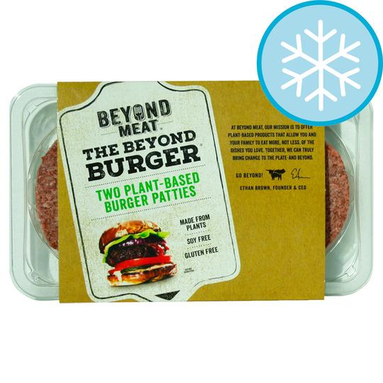 Beyond Meat Meat Free Alternative