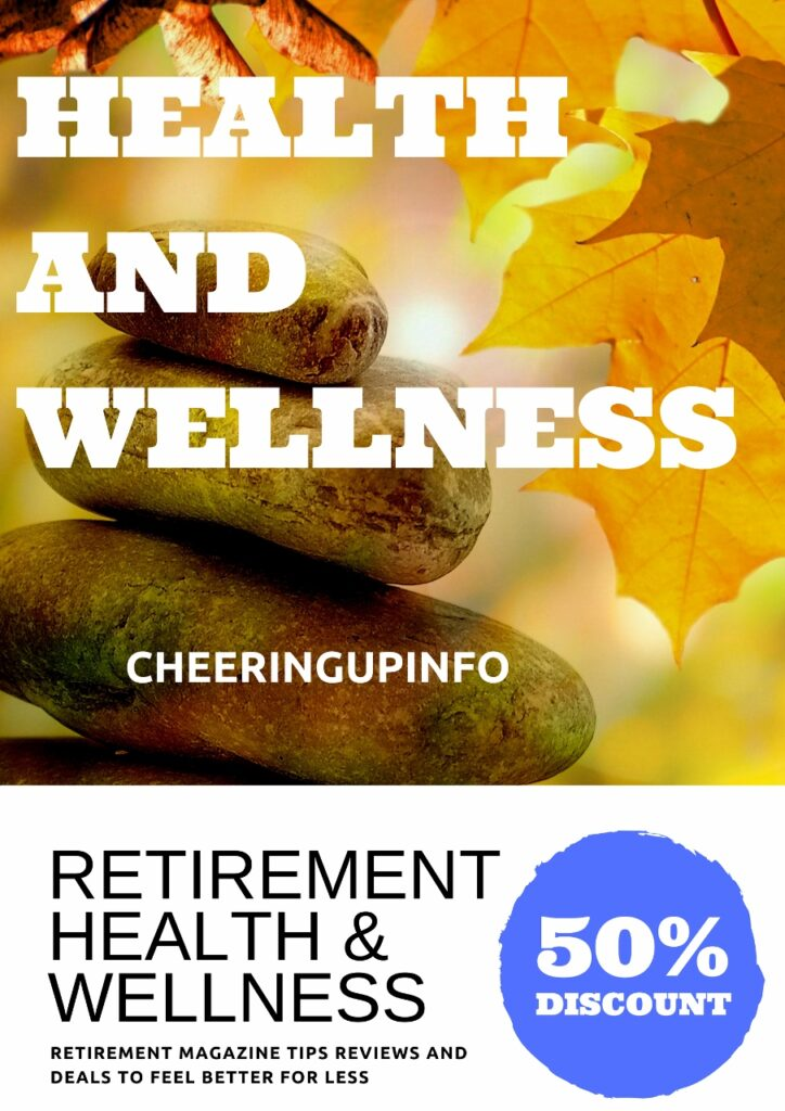 Retirement Wellbeing Tips Reviews and Deals