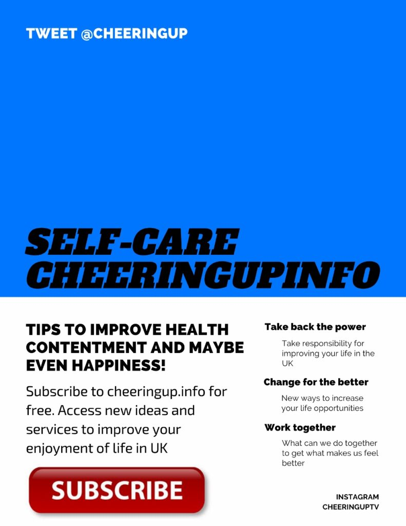Tips for health and wellbeing