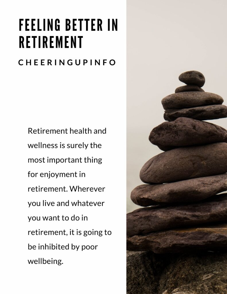 Retirement Health and Wellbeing